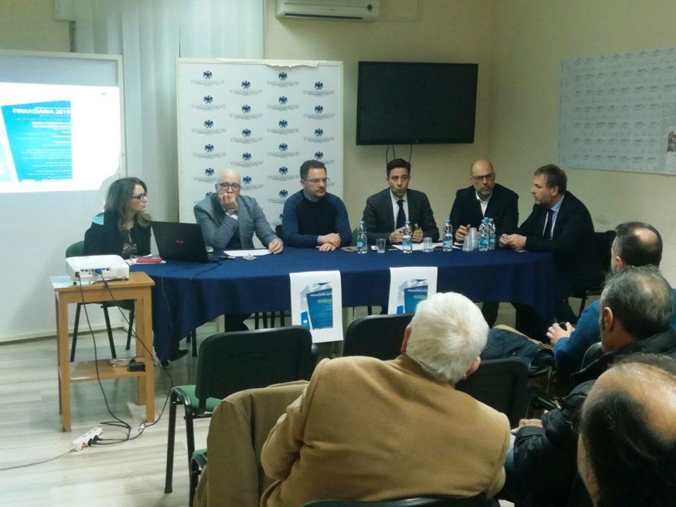 Seminario sulla Finanziaria 2019-sede di Crotone