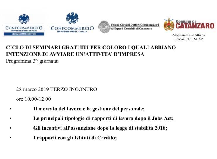 A Palazzo De Nobili presentato il percorso formativo per giovani imprenditori