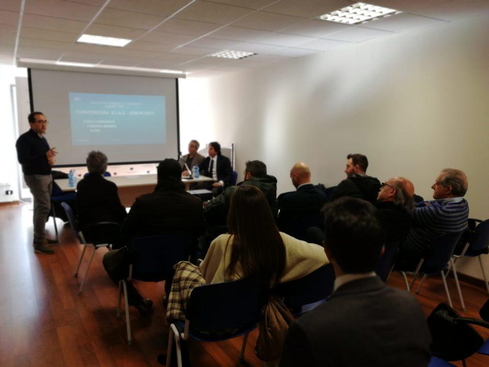 Catanzaro-Seminario su adempimenti SIAE: sconto fino al 30% per gli associati a Confcommercio e diritti d'autore nella multimedialità