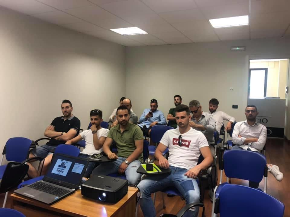 Corso per Giovani Imprenditori- sede di Catanzaro