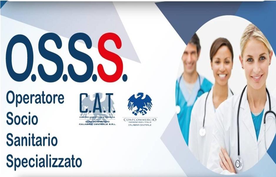 Avviso Selezione Allievi .OSSS. CORSO PER OPERATORE SOCIO-SANITARIO CON FORMAZIONE COMPLEMENTARE IN ASSISTENZA .