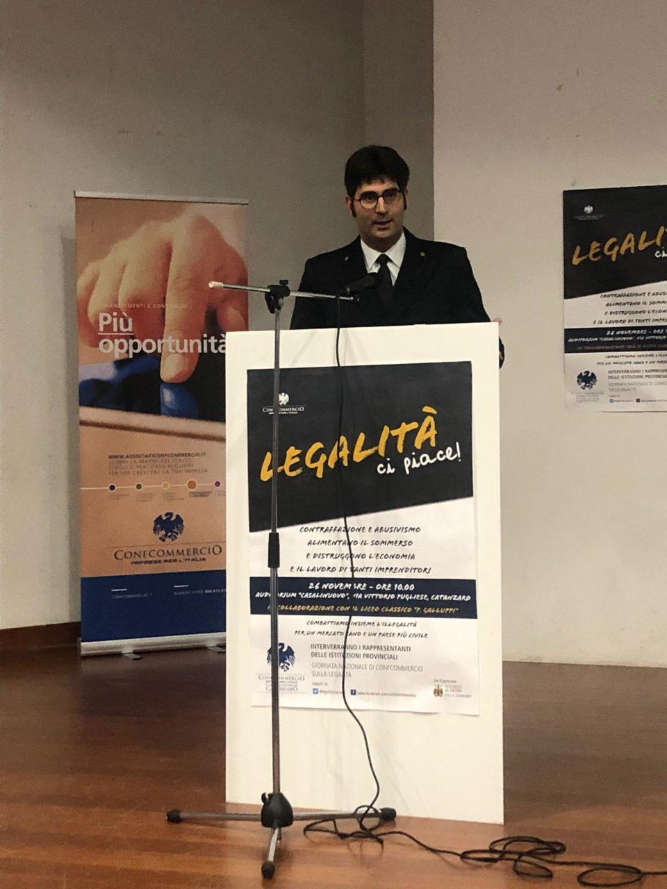 Giornata della Legalità 2019