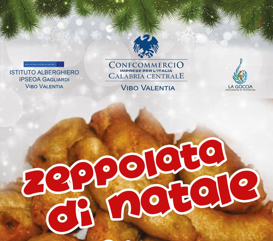 Grande successo per la Zeppolata di Natale